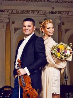 Cornelia și Marcel Ștefăneț