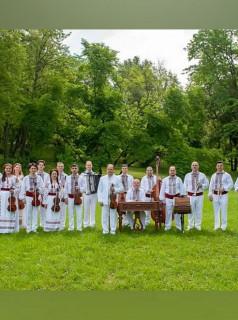 """Orchestra """"Rapsozii Moldovei"""""""