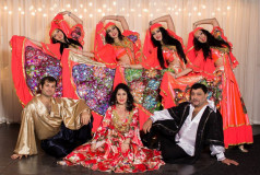 Цыганский ансамбль Шатрица