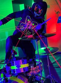 Лазерные Барабаны