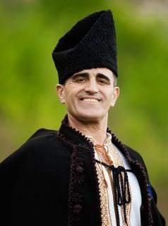 Николай Грибинча и Ансамбль Plăieșii